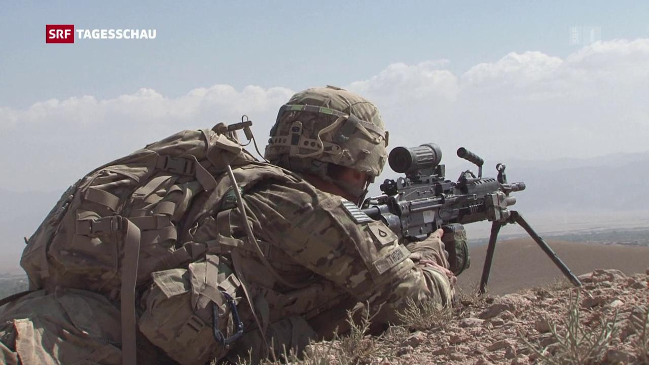 Neue Afghanistan-Strategie
