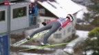 Video «Skispringen: Vierschanzentournee in Innsbruck» abspielen