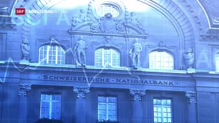 Video «Die SNB lässt Geld regnen» abspielen