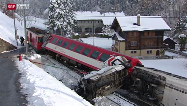 Video «Schweiz aktuell vom 17.10.2014» abspielen