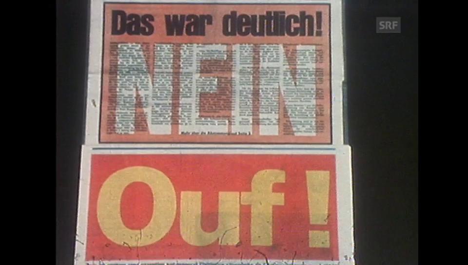 Die «Überfremdungsinitiative» im Rückblick 1974