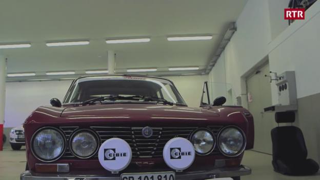 Laschar ir video «Garascha d'oldtimers a Zuoz»