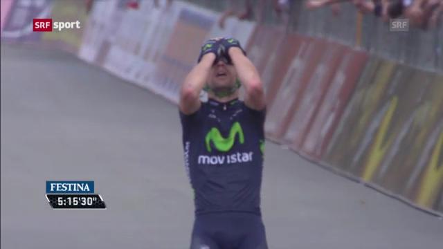 Giro: Visconti gewinnt 17. Etappe («sportaktuell»)