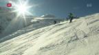 Video «Neue Ideen sind gefragt bei Skigebieten» abspielen