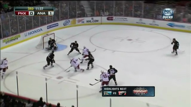 NHL: Highlights Anaheim - Phoenix