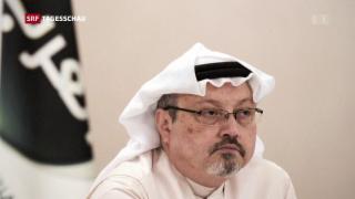Video «Fall Khashoggi: «Vorsätzliche Tötung»» abspielen