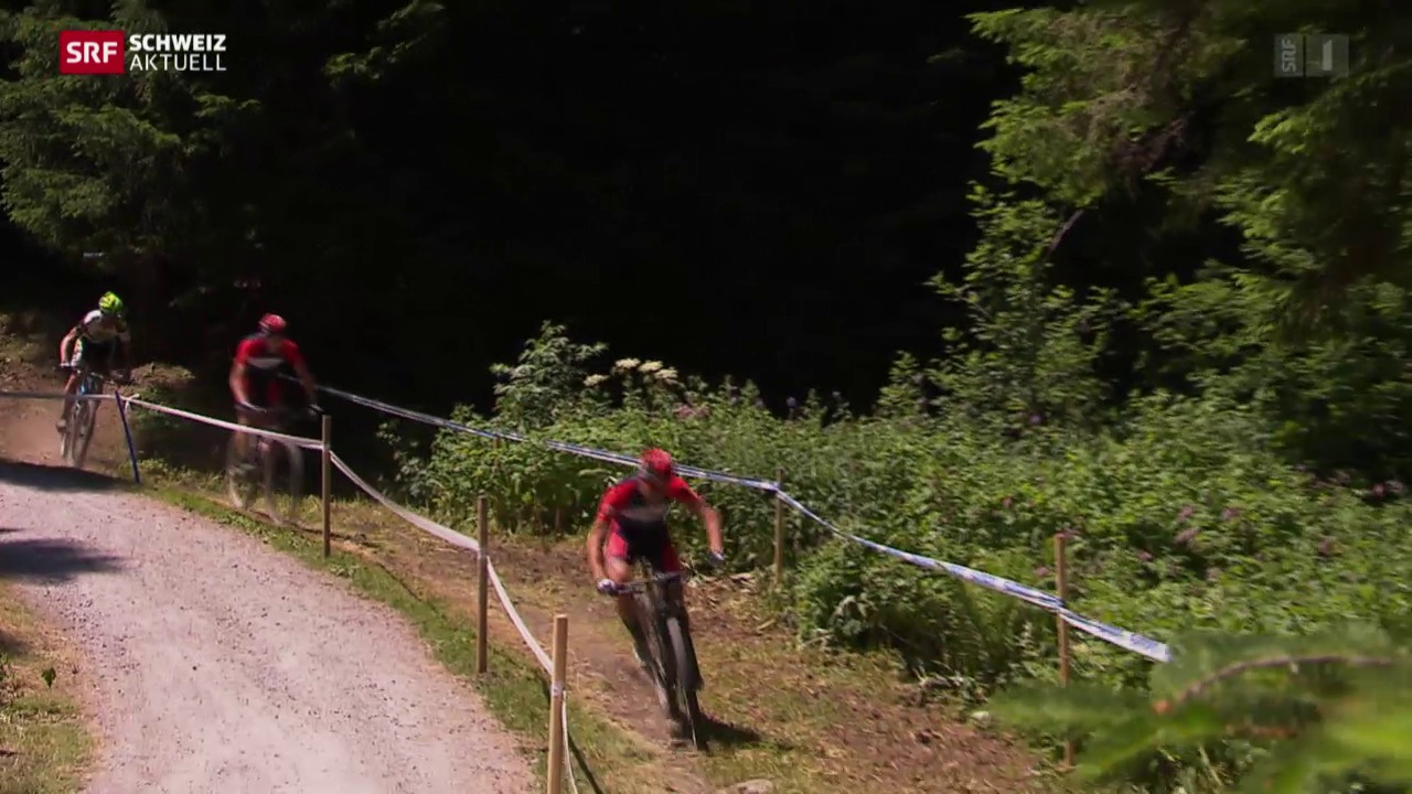Umstrittene Bike-Strecke
