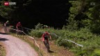 Video «Umstrittene Bike-Strecke» abspielen