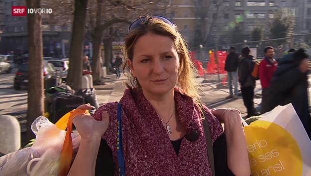 Video «Flüchtlingshelfer im Zeichen der Humanität» abspielen
