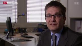 Video «Konjunkturprognosen wieder nach oben angehoben» abspielen