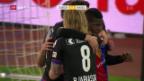 Video «Embolo sichert Basel den Sieg gegen Zürich» abspielen