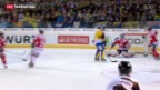 Video «Team Canada gewinnt Spengler Cup» abspielen