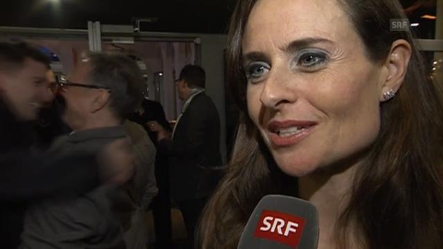 Sandra Studer über ihr Theatercomeback