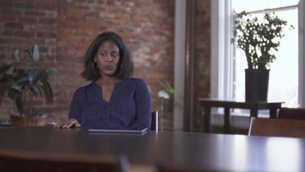 Video «Dani McClain zu Obama» abspielen