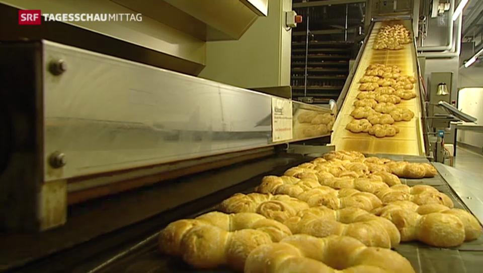 Gewinnsteigerung beim Grossbäcker Aryzta