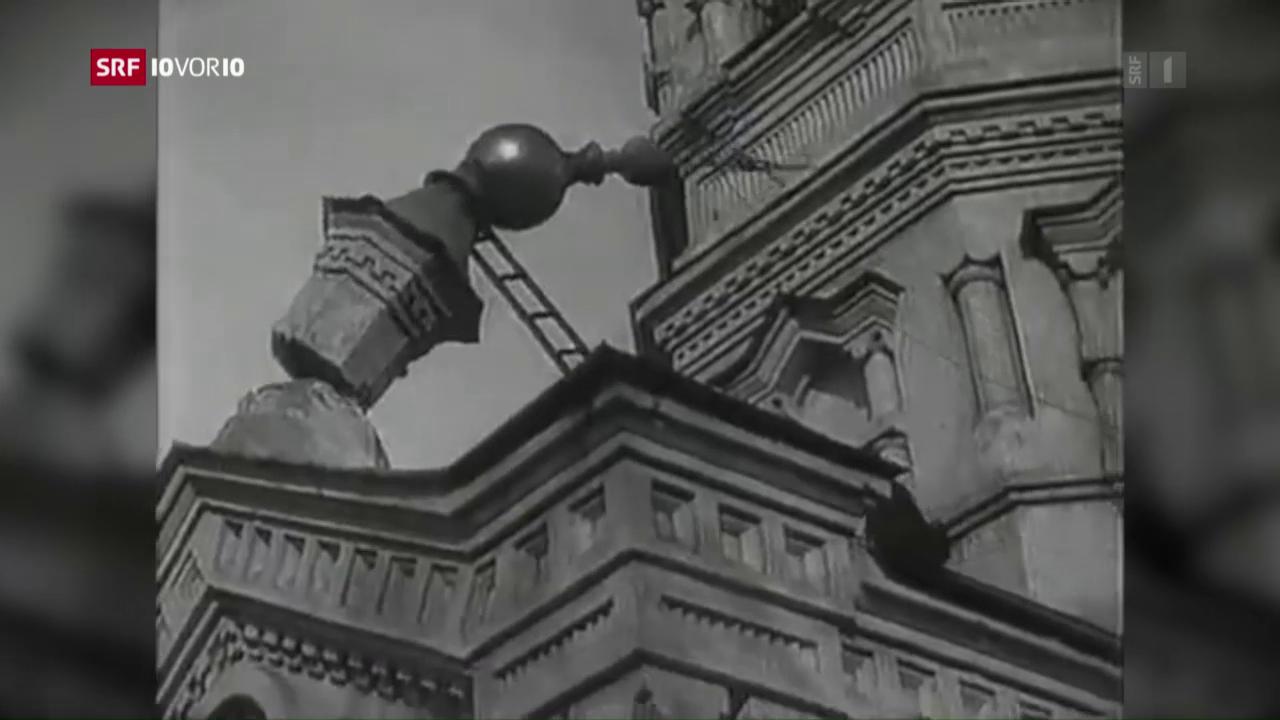 «10vor10»-Serie: Untergang der UdSSR – Religion