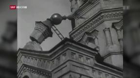 Video ««10vor10»-Serie: Untergang der UdSSR – Religion» abspielen