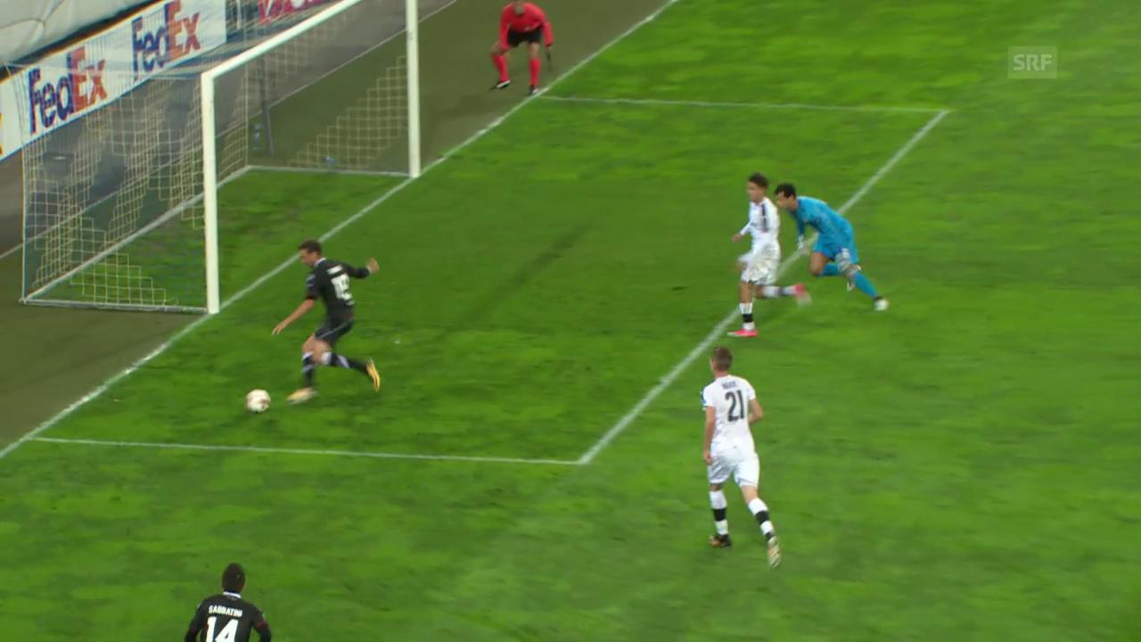 Live-Highlights: Lugano - Viktoria Pilsen
