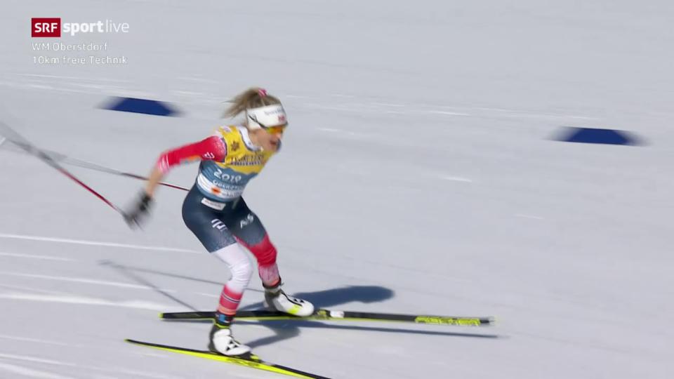 Johaug dominescha la cursa sur 10 kilometers