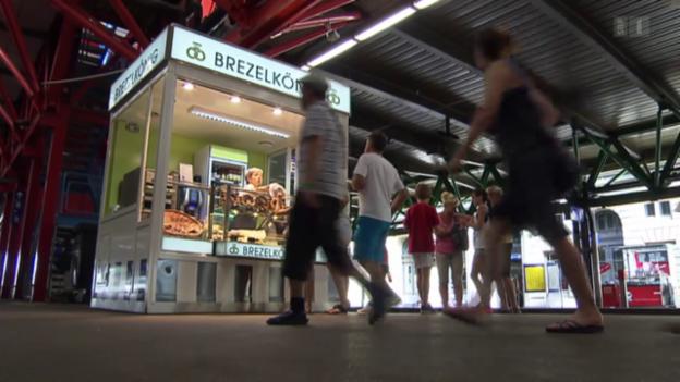 Video «Ausgenutzt und unterbezahlt: Brezelkönig-Mitarbeiter packen aus» abspielen