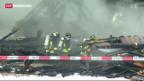 Video «Neujahrs-Brände» abspielen