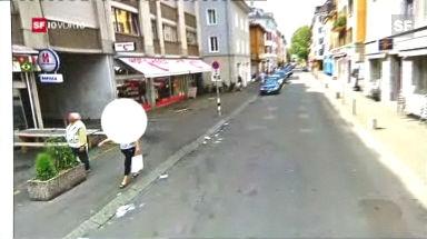 Video «Kritik zu Google Street View» abspielen
