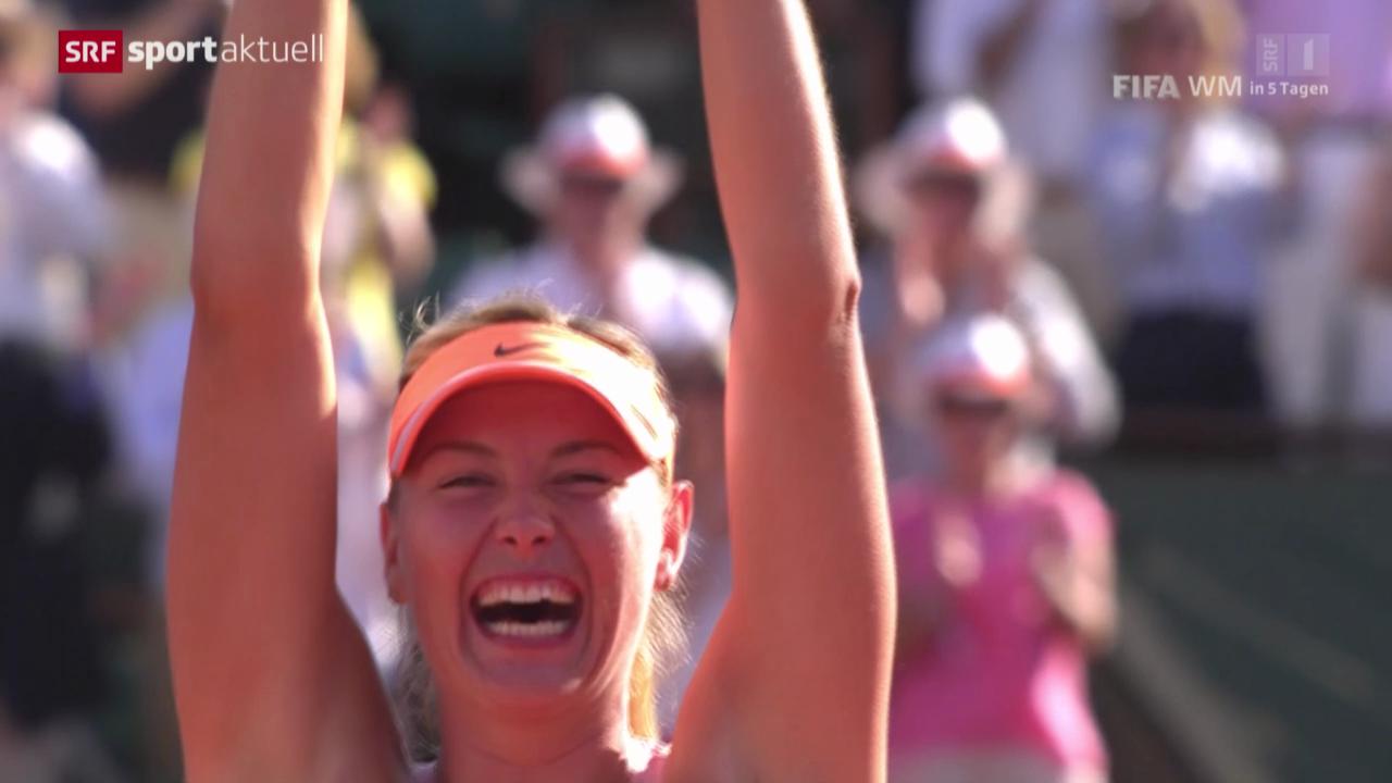 Tennis: French Open, Final Frauen