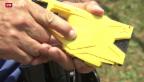 Video «Zwischenfälle bei Taser-Einsätzen» abspielen