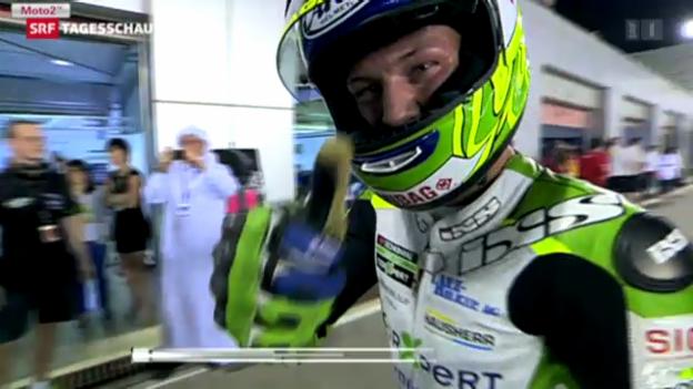 Video «Motorrad: GP Katar, Moto2» abspielen