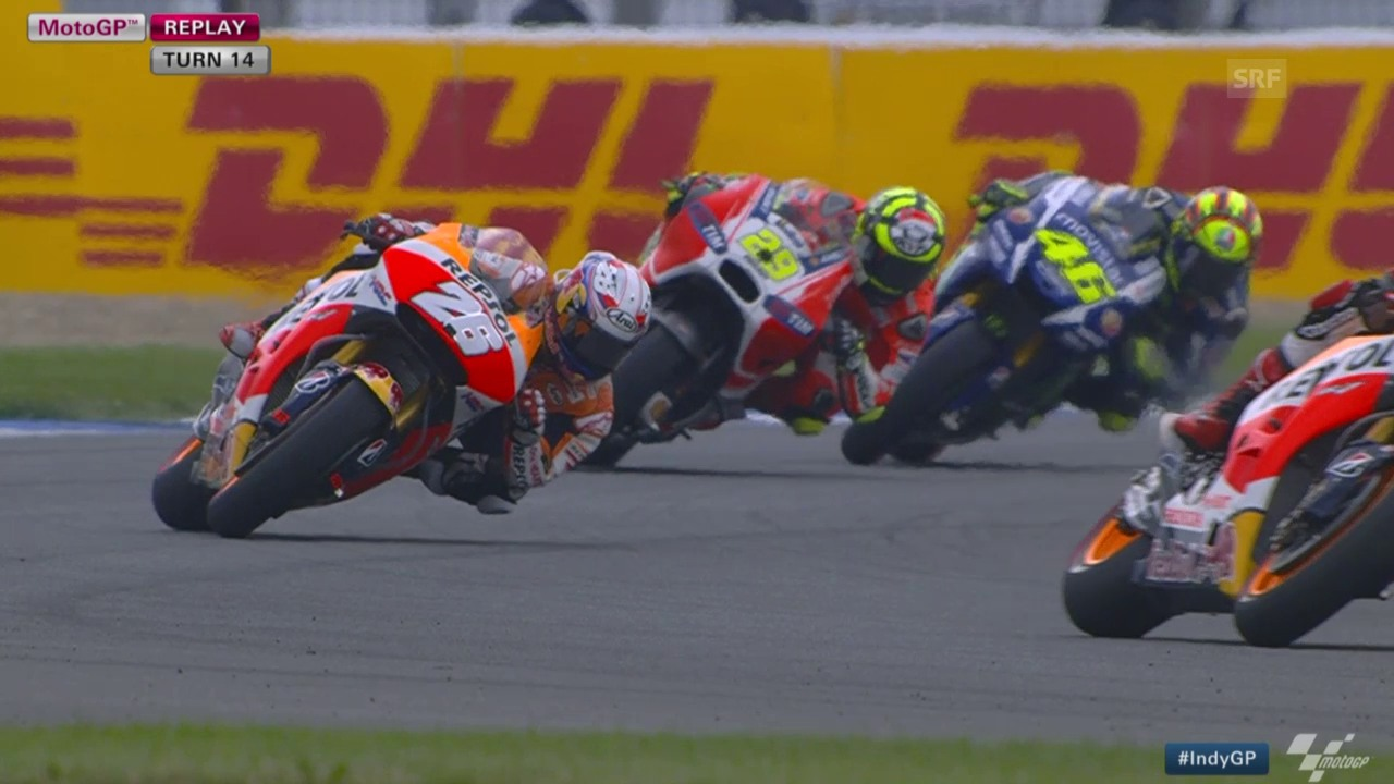 Motorrad: Vor dem grossen MotoGP-Finale