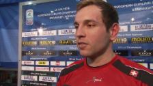Video «Curling: EM, Interview mit Sven Michel» abspielen