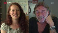 Video «Pilger-Porträt: Andrea Reber & Ralph Wicki» abspielen