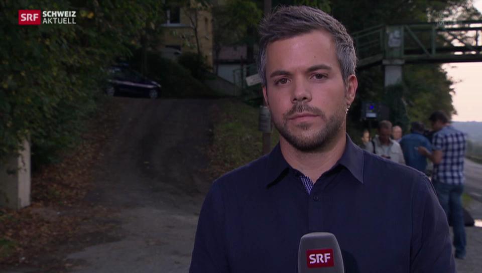Reporter Michael Keller über die Unfallursache