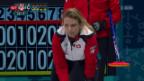 Video «Curling: Grosse Enttäuschung für Schweizerinnen» abspielen