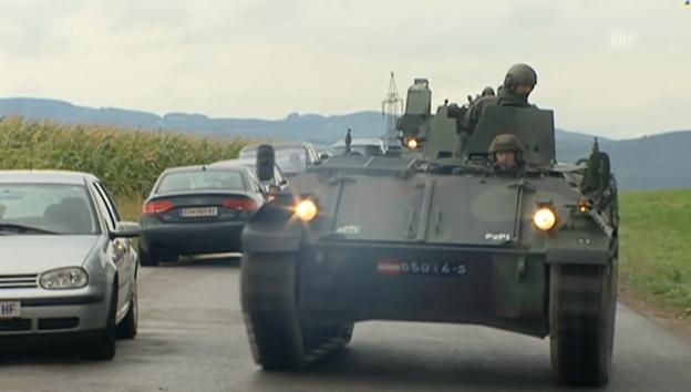 Video «Die Behörden fahren mit grossem Geschütz auf» abspielen