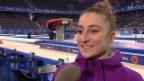 Video «Ilaria Kaeslin: «Wollte am Schluss zuviel»» abspielen
