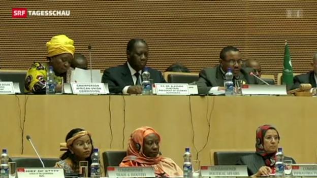 Video «Millionen für Kampf gegen Mali-Islamisten» abspielen