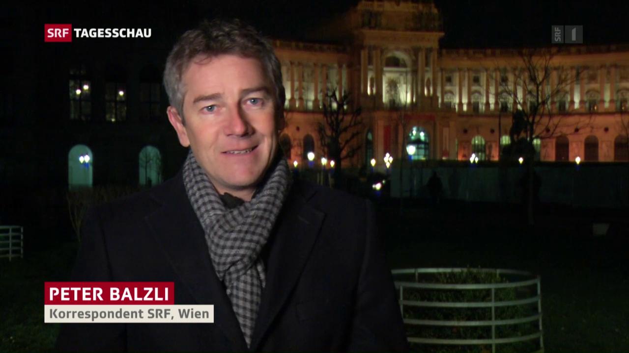 Einschätzungen von SRF-Korrespondent Peter Balzli