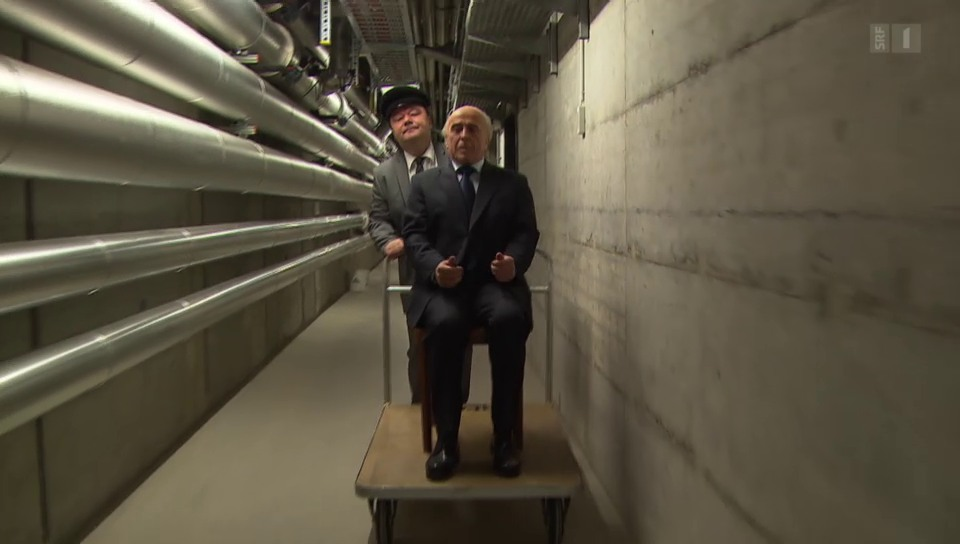 Der Geheimtunnel