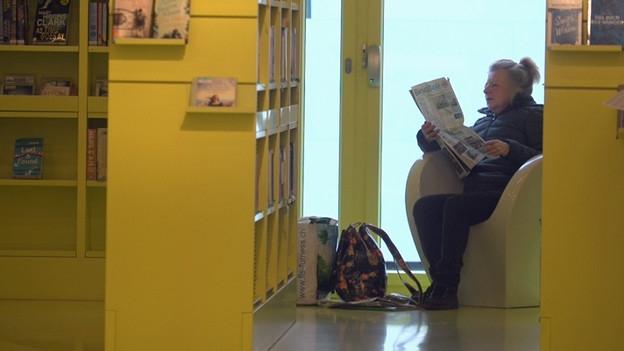 Ein Ort zum Mitmachen: Die Schweizer Volksbibliothek