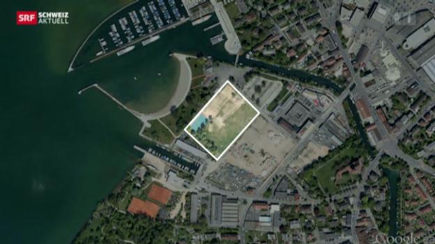 Video «Streit um Überbauung am Bielersee» abspielen
