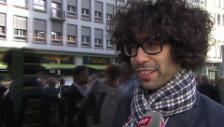 Video «Noah Veraguth hat sich von seinen Haaren getrennt» abspielen