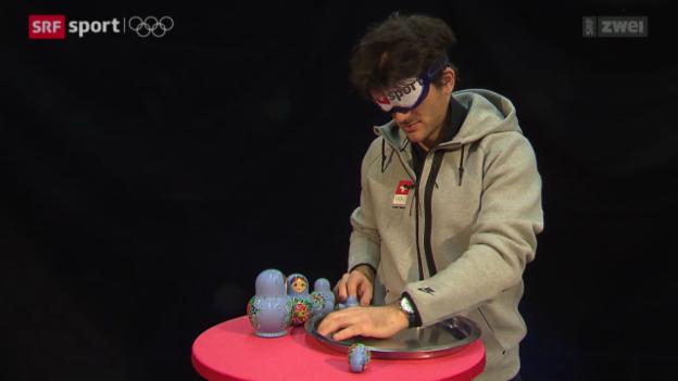 Video ««Udatschi» mit Morris Trachsler» abspielen