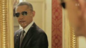 Video «Barack Obama: Präsident mit Showtalent» abspielen