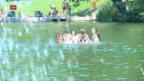 Video «Die Schweiz schwitzt» abspielen