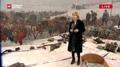 Video «Renovation des Bourbaki-Panorama abgeschlossen» abspielen