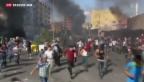 Video «Türkische Kurden fordern Unterstützung für ihr Volk» abspielen