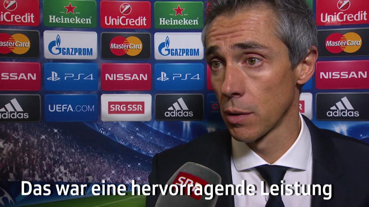 Fussball: CL, Basel-Ludogorets, Interview Sousa