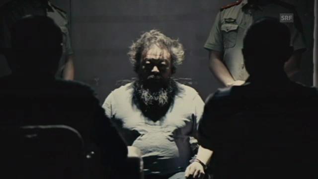 Ai Weiwei mit Musikclip gegen die Staatsmacht (Ausschnitt).