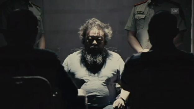 Video «Ai Weiwei mit Musikclip gegen die Staatsmacht (Ausschnitt).» abspielen